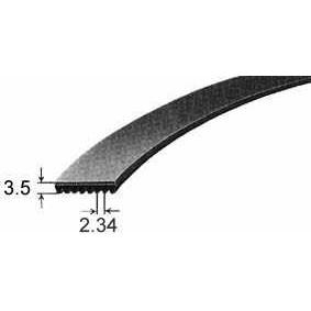 V-Pás Praèka Produktové Oznaèení Originálu 1321PJ6