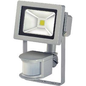 LED Reflektor se Senzorem 10 W 700 lm Šedá
