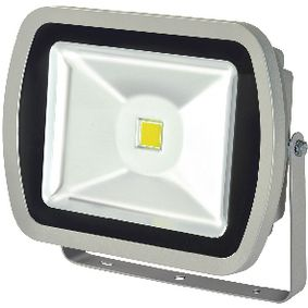 LED Reflektor 80 W 5600 lm Šedá