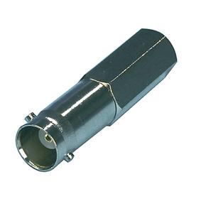 CCTV Security Video Balun BNC 7.0 mm Z�suvka St��brn�