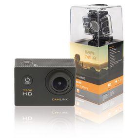Akèní HD Kamera 720p Èerná