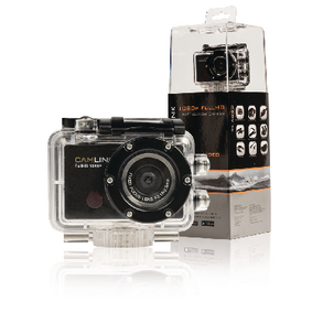 Akèní Full HD kamera 1080p Wi-Fi Èerná