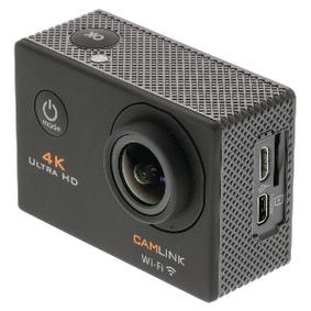 4K Action Ultra HD Kamera Wi-Fi Èerná