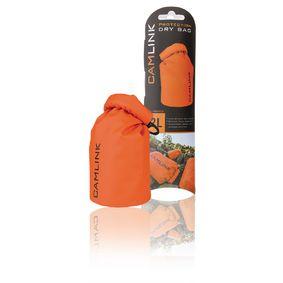 Outdoor Dry Bag Oran�ov�/�ern� 2 l