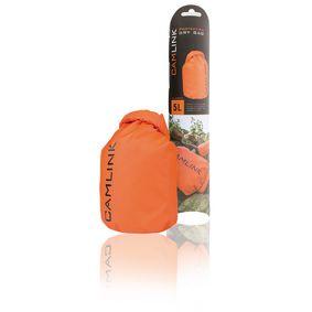 Outdoor Dry Bag Oranžová/Èerná 5 l