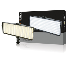 Nasazovac� 256 LED Video Osv�tlen�