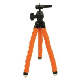 Flexibiln� Stativ 27.5 cm 1 kg �ern�/Oran�ov�