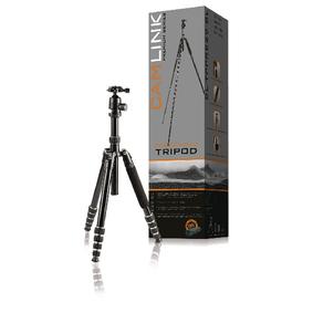 Premium Fotoapar�t / Kamera Stativ Kulov� Hlava 170 cm �ern�