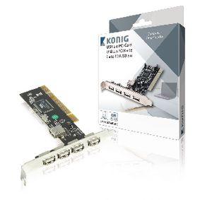 PCI Karta USB 2.0 Normal