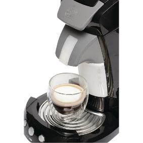 Kávový Filtr Senseo Machines Støíbrná/Èerná