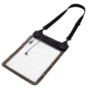 """Pouzdro na Tablet 10"""" Plast Transparentní - zvìtšit obrázek"""