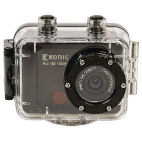 Ak�n� Full HD kamera 1080p Vodot�sn� Pouzdro �ern�