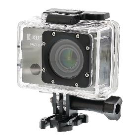 Ak�n� Full HD kamera 1080p Wi-Fi / GPS �ern�
