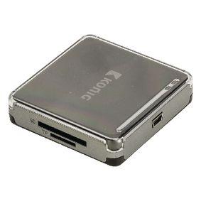 Èteèka Pamì�ových Karet Vše v Jednom USB 2.0 Èerná