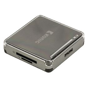 Èteèka Pamì�ových Karet Vše v Jednom USB 3.0 Èerná