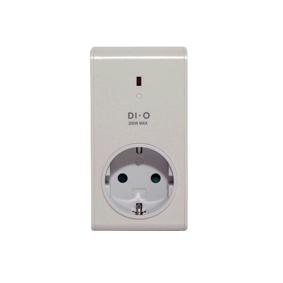 Smart Wall Plug stmнvatelnб - Schuko / Typ F (CEE 7/7)