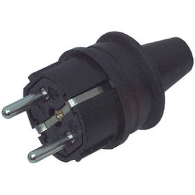 Nap�jec� konektor Schuko / Typ F (CEE 7/7) 16 A �ern�