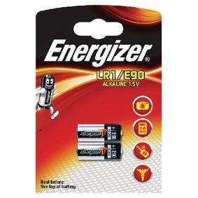 Alkalick� Baterie LR1 1.5 V 2-Blistr