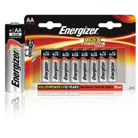 Alkalická Baterie AA 1.5 V Max 12-Blistr