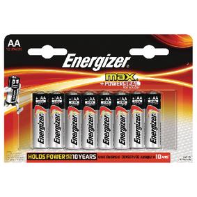Alkalick� Baterie AA 1.5 V Max 12-Blistr