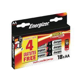 Alkalická Baterie AA Max-Blistr
