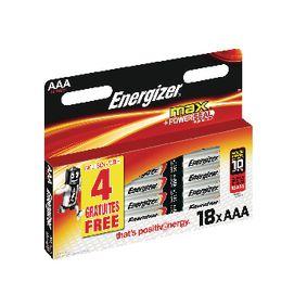 Alkalická Baterie AAA 1.5 V Max-Blistr