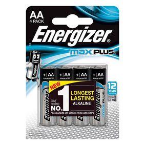Alkalická Baterie AA 1.5 V 4-Blistr