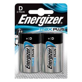 Alkalick� Baterie D 1.5 V 2-Blistr