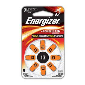 Zinkovzduchov� Baterie PR48 1.4 V 8-Blistr