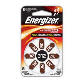Zinkovzduchová Baterie PR41 1.4 V 8-Blistr - zvìtšit obrázek