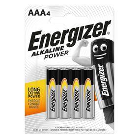 Alkalick� Baterie AAA 1.5 V Power 4-Blistr - zv�t�it obr�zek