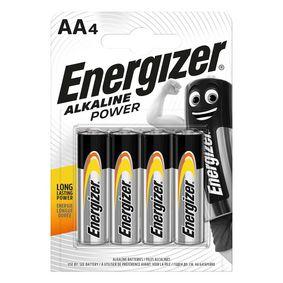 Alkalick� Baterie AA 1.5 V Power 4-Blistr - zv�t�it obr�zek