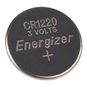 Lithiová Knoflíková Baterie CR1220 3 V 1-Blistr