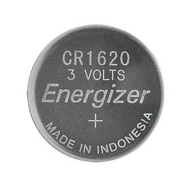 Lithiov� Knofl�kov� Baterie CR1620 3 V 1-Blistr