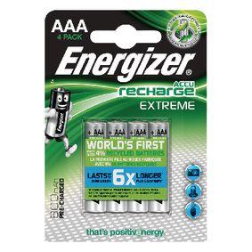 Dobíjecí NiMh Baterie AAA 1.2 V Extreme 800 mAh 4-Blistr