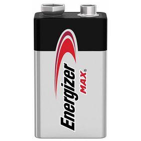 Alkalická Baterie 9 V Max 1-Blistr
