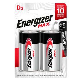 Alkalická Baterie D 1.5 V Max 2-Blistr - zvìtšit obrázek