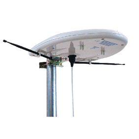 DVB-T/T2 - DAB  Venkovní Anténa se Zesilovaèem 20 dB FM / VHF / UHF - zvìtšit obrázek