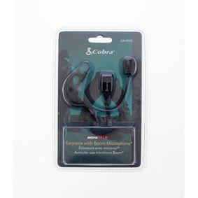 Ve sluchátku Headset S Ohebným Mikrofonem 2.5 mm Interní Èerná