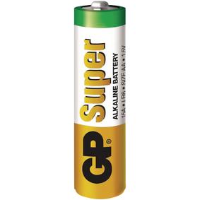 Alkalická Baterie AA 1.5 V Super 16-Balíèek