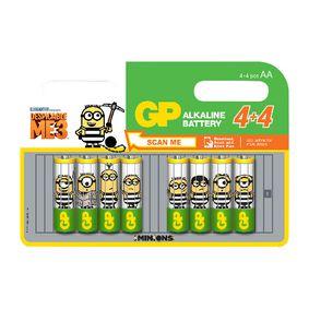 Alkalická Baterie AA-Propagaèní Blistr