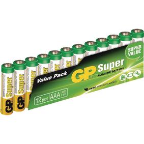 Alkalická Baterie AAA 1.5 V Super 12-Balíèek