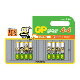 Alkalická Baterie AAA-Propagaèní Blistr