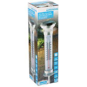 Solární Zahradní Svítidlo 1 LED