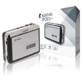 P�enosn� Kazetov� USB MP3 P�evodn�k