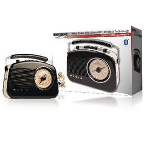 P�enosn� Bluetooth R�dio AM / FM AUX �ern�