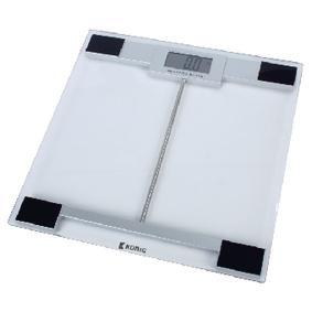 Digitální Osobní Váha 180 kg Transparentní