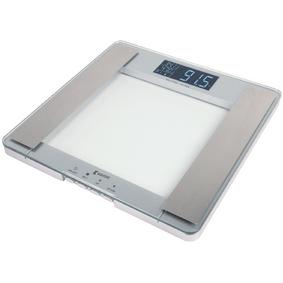 Osobní Váha s BMI 180 kg Støíbrná