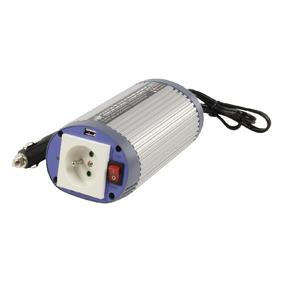 Mìniè s Modifikovanou Sinusoidou 24 VDC - AC 230 V 150 W CZ / USB