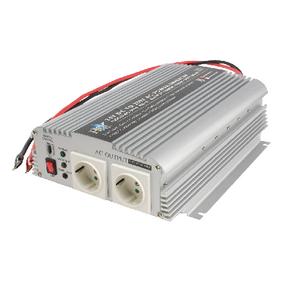 Mìniè Modifikovaná sinusoida 24 VDC - AC 230 V 1000 W CZ